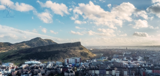 Arthur's Seat | Edinburgh, Scotland