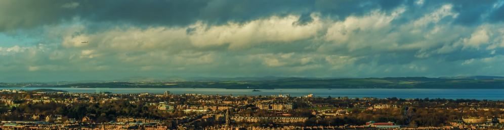 Firth of Forth | Edinburgh, Scotland