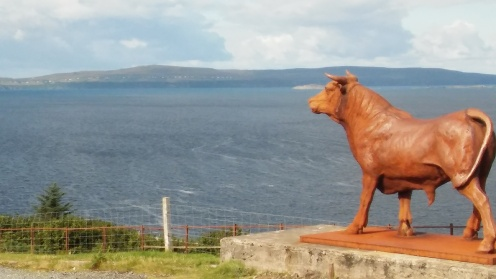 The Cow, overlooking the Bay