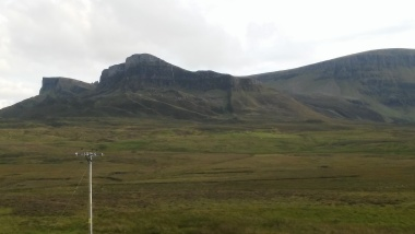 More of Trotternish rock formations