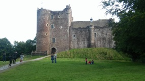 A quick visit to Doune Castle