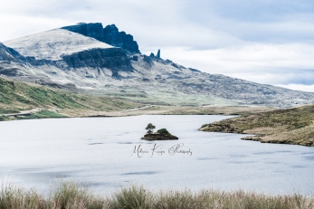 Old Man of Storr and Loch Leathan | Isle of Skye, Scotland